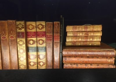 David Disiere's Rare Book Collection