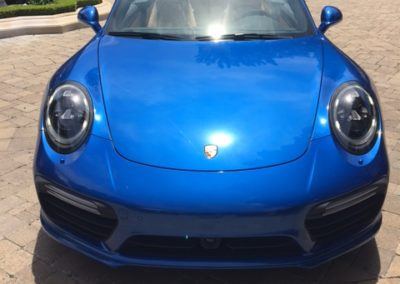 David Disiere's Porsche 911 Turbo S