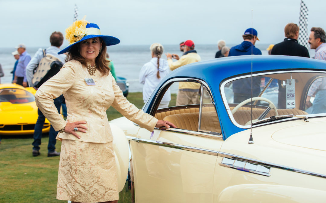 Highlights of the Pebble Beach Concours d'elegance 2017