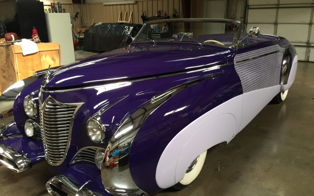 David Disiere's Car Collection