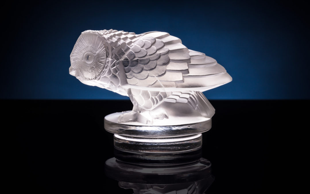 Lalique Mascot Feature: Hibou