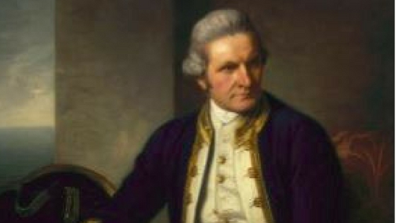 How to Draw Inspiration from Captain Cook