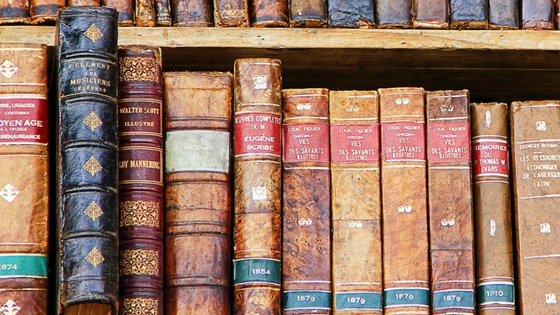 5 of the World's Rarest Books