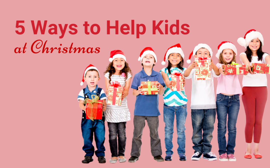 Helping Kids at Christmas