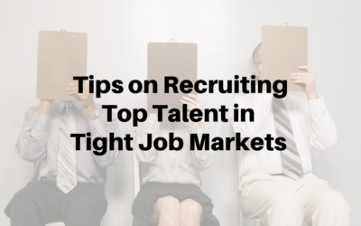 New Article on Business2Community.com About Recruiting Top Applicants in a Competitive Job Market