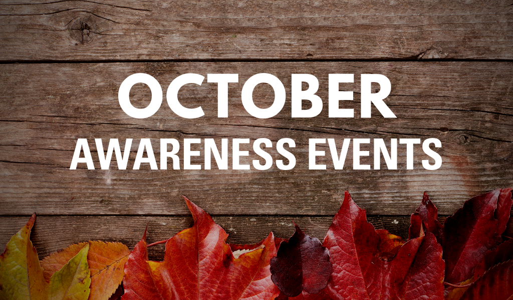 Awareness Events in October