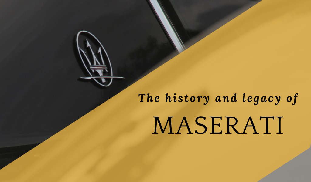 The Marvel of Maserati
